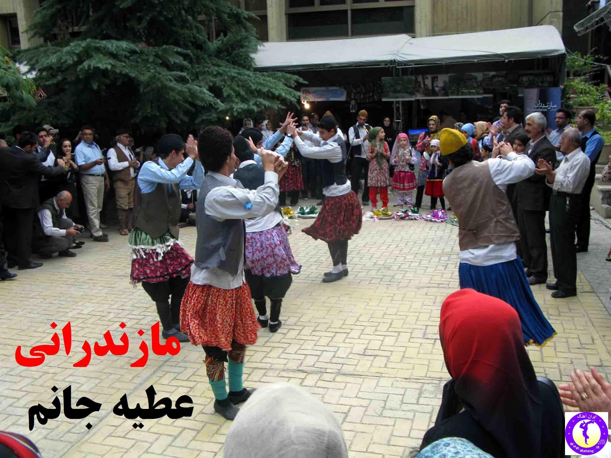دانلود آهنگ شاد مازندرانی رزاقی به نام عطیه جانم