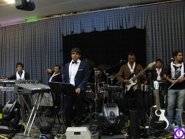 آهنگ شاد ارکستری خداحافظ از محمد تصادقی