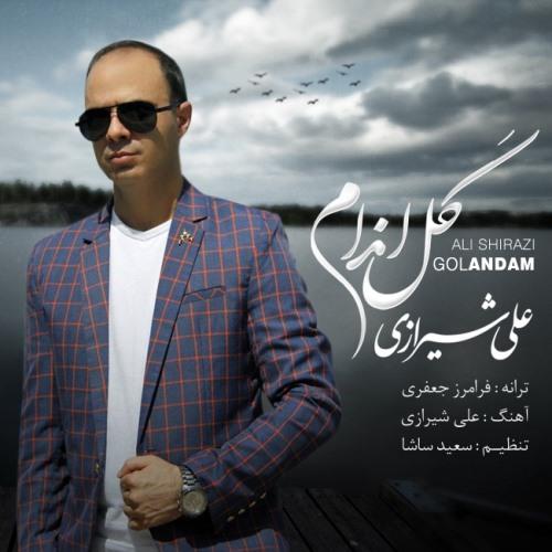دانلود آهنگ شاد بندری علی شیرازی به نام گل اندام از شاد تو موزیک