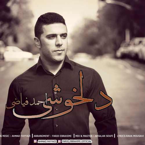 دانلود آهنگ عاشقانه احمد فیاضی به نام دلخوشی