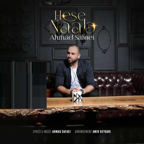 دانلود آهنگ عاشقانه احمد صفایی به نام حس ناب