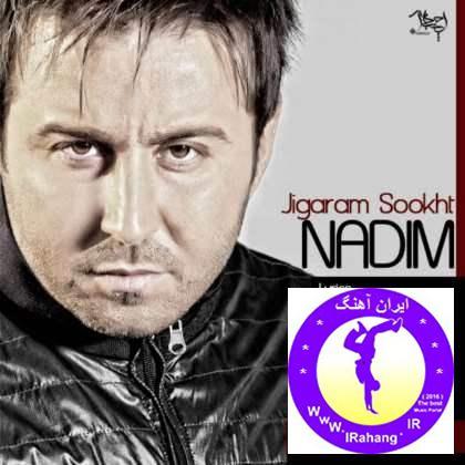 دانلود آهنگ ایرانی جدید ندیم به نام جیگرم سوخت